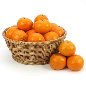 Basket of 3 dozen Oranges