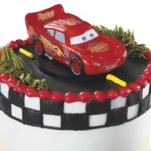 1 Kg chocolate Cake with Toy car on top