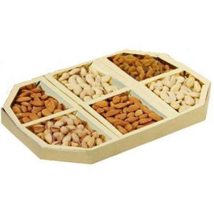 Half Kg Assorted Dry fruits