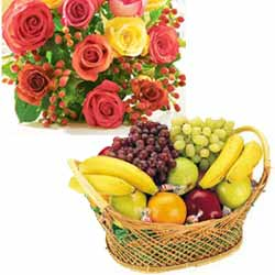 Mumbai Fruits Send Fruits to India Fresh Fruit Flowers to Mumbai