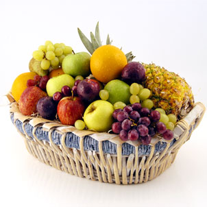 10 Kg Fruits Basket