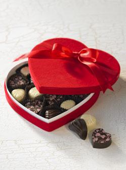 Heart Box of Chocolates